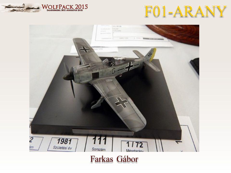 Farkas Gábor F01-ARANY