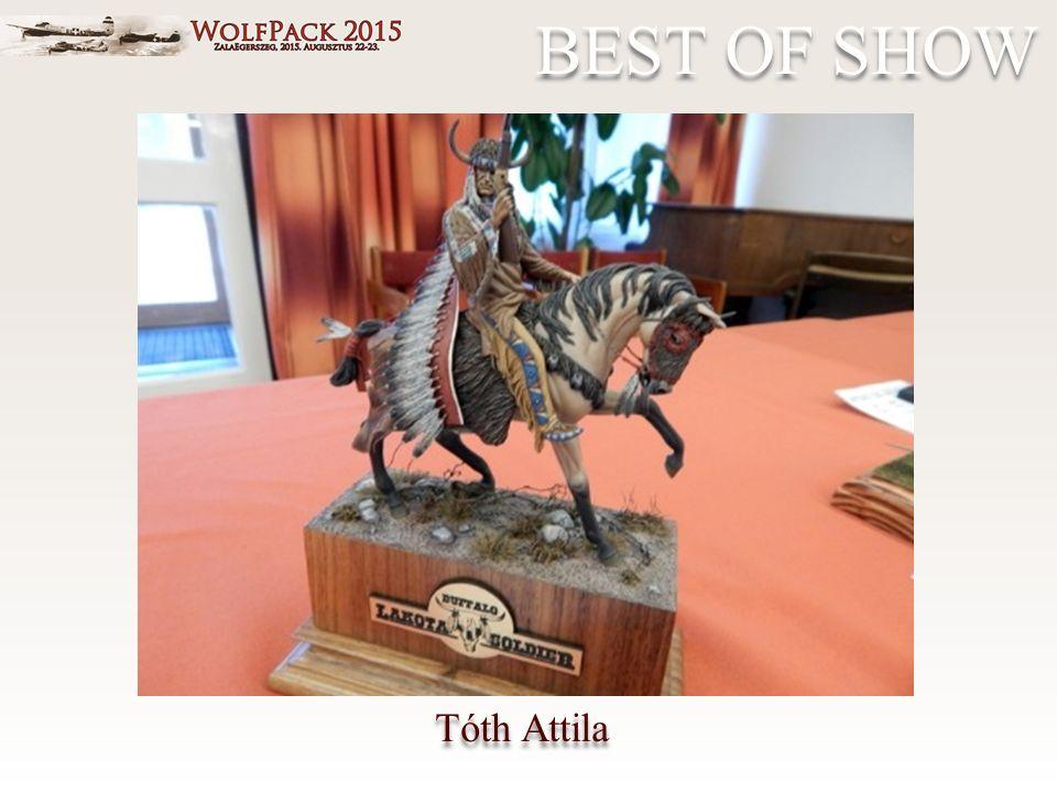 Tóth Attila BEST OF SHOW