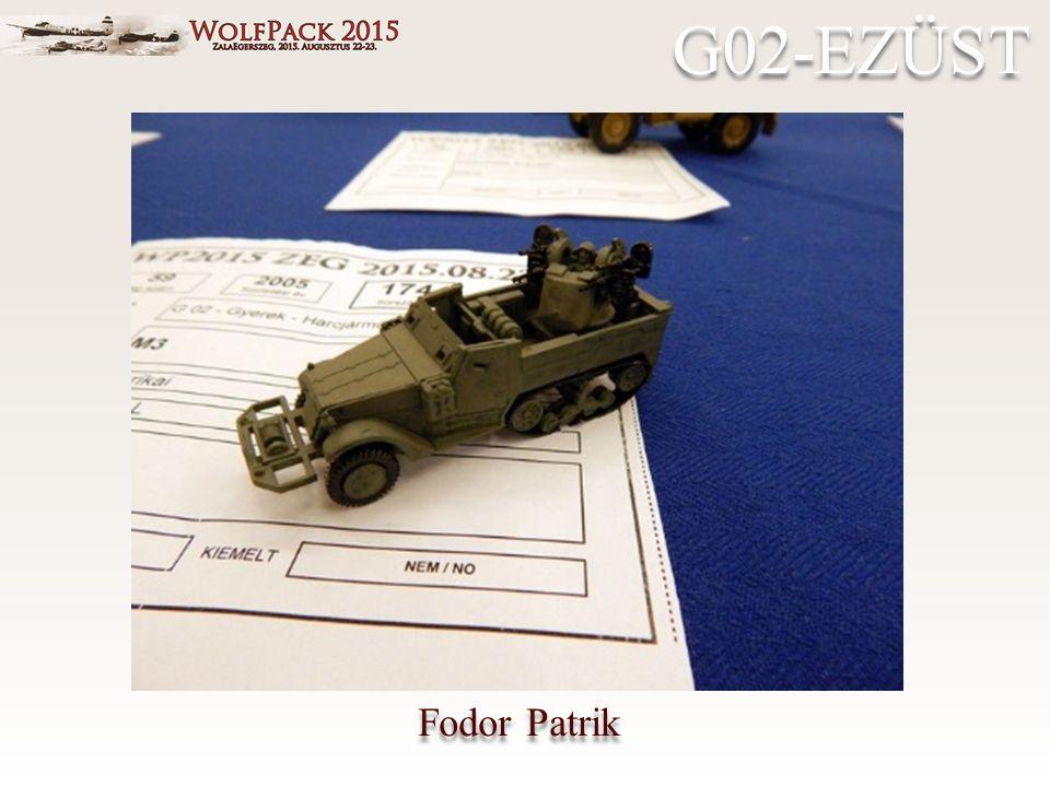 Fodor Patrik G02-EZÜST