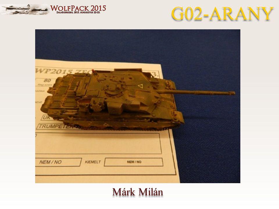 Márk Milán G02-ARANY
