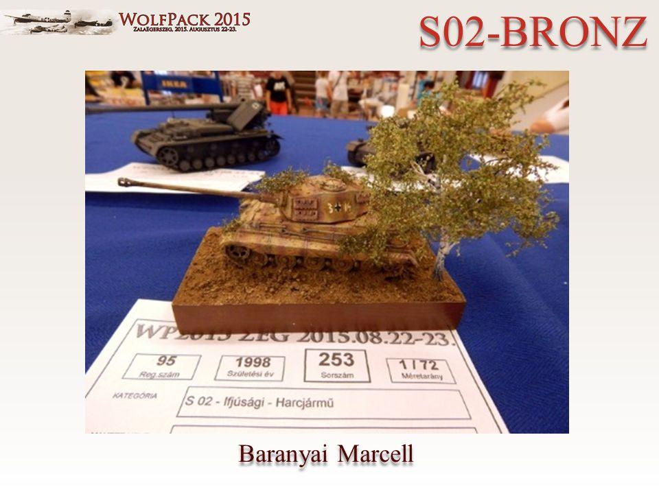 Baranyai Marcell S02-BRONZ