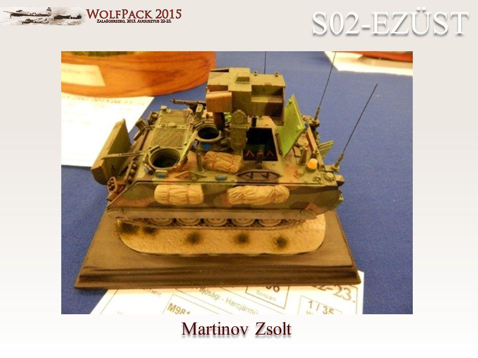 Martinov Zsolt S02-EZÜST
