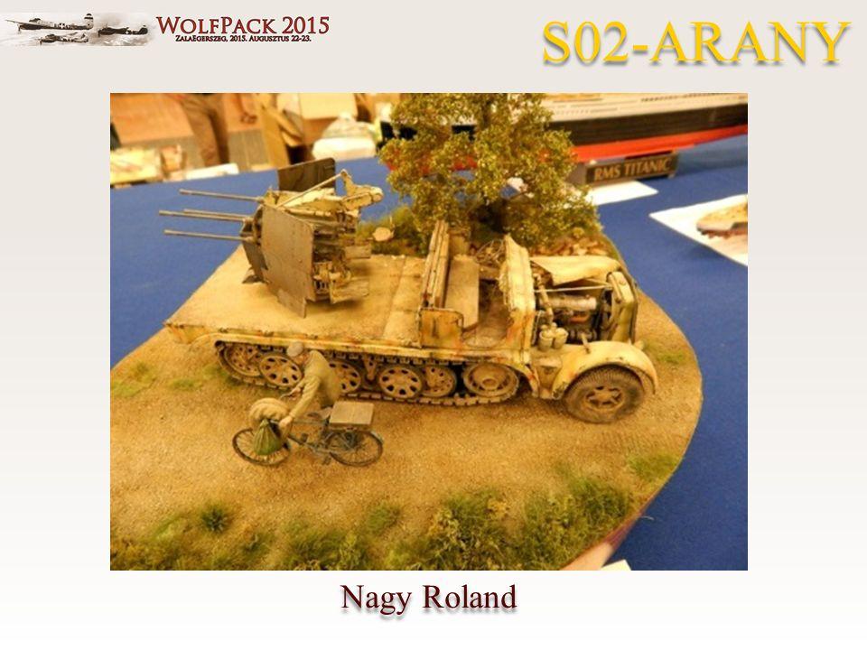 Nagy Roland S02-ARANY
