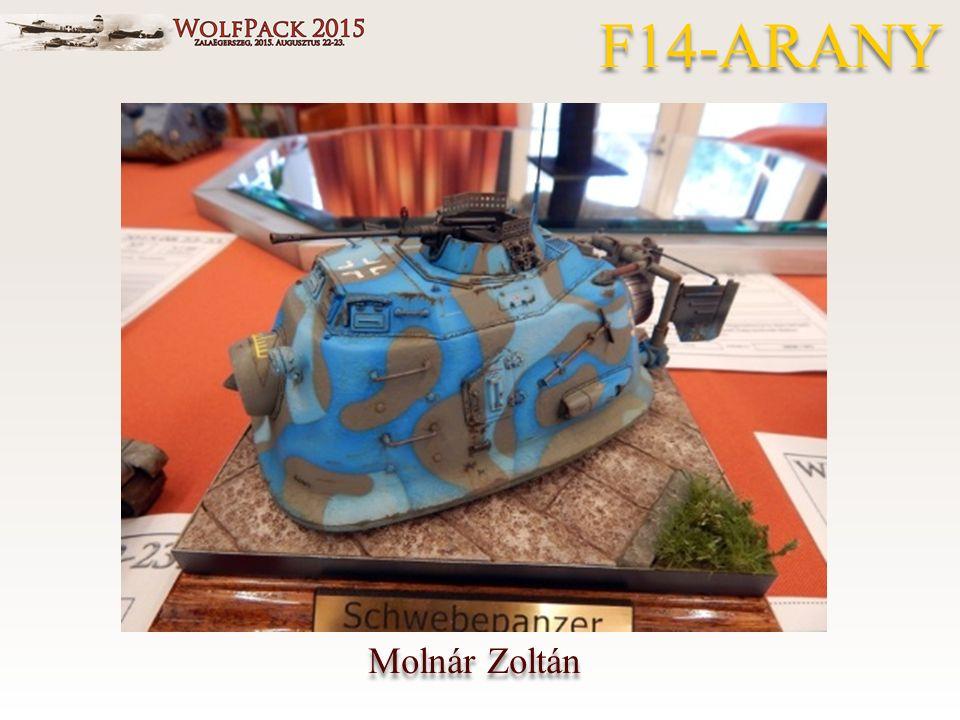Molnár Zoltán F14-ARANY