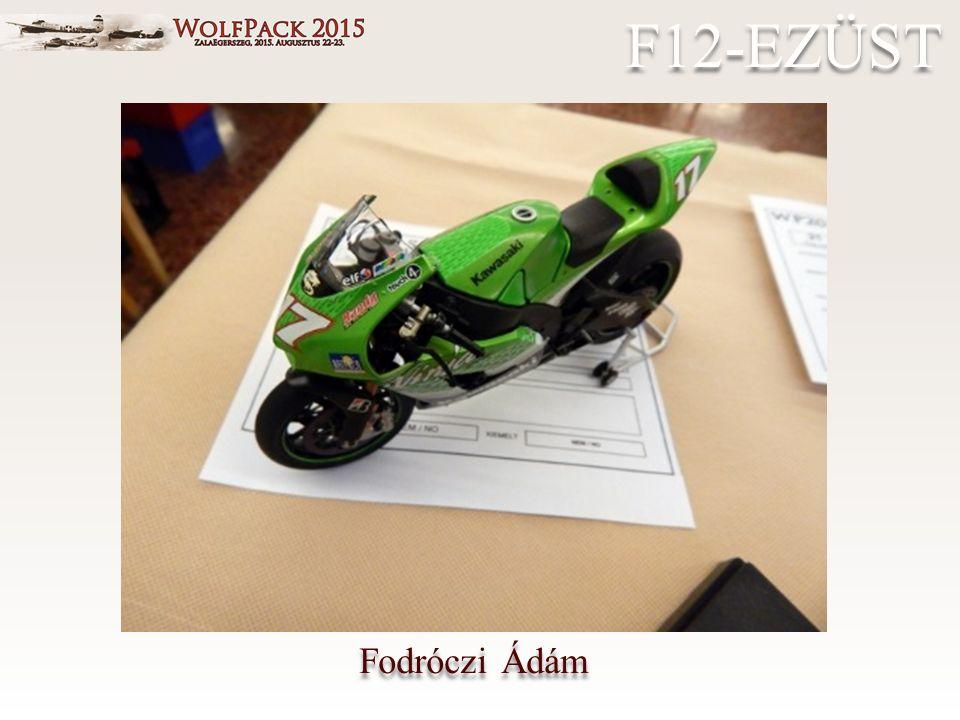 Fodróczi Ádám F12-EZÜST