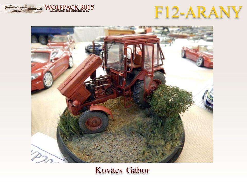 Kovács Gábor F12-ARANY