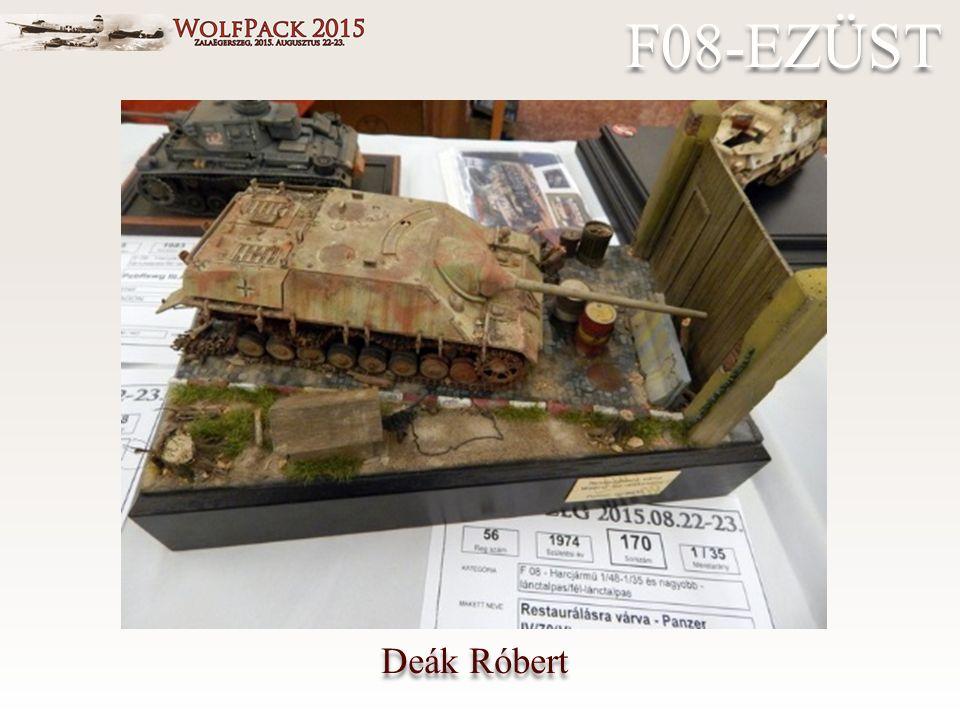 Deák Róbert F08-EZÜST