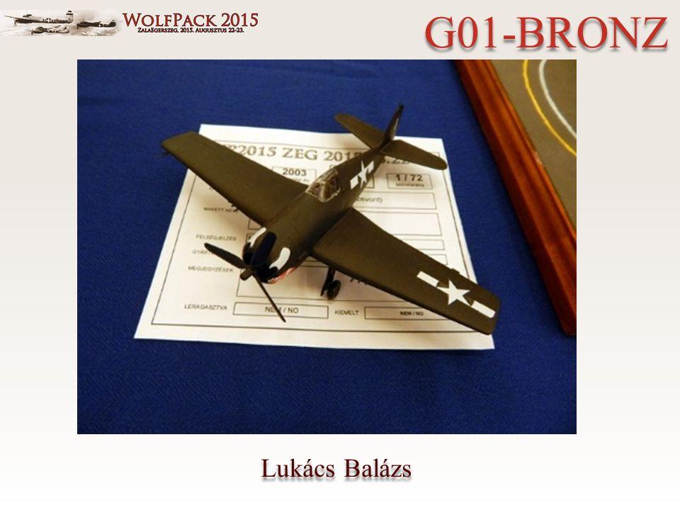 Lukács Balázs G01-BRONZ