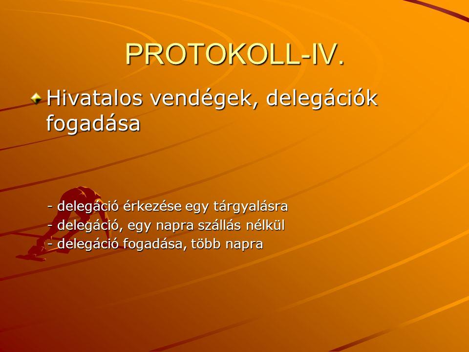 PROTOKOLL-IV.