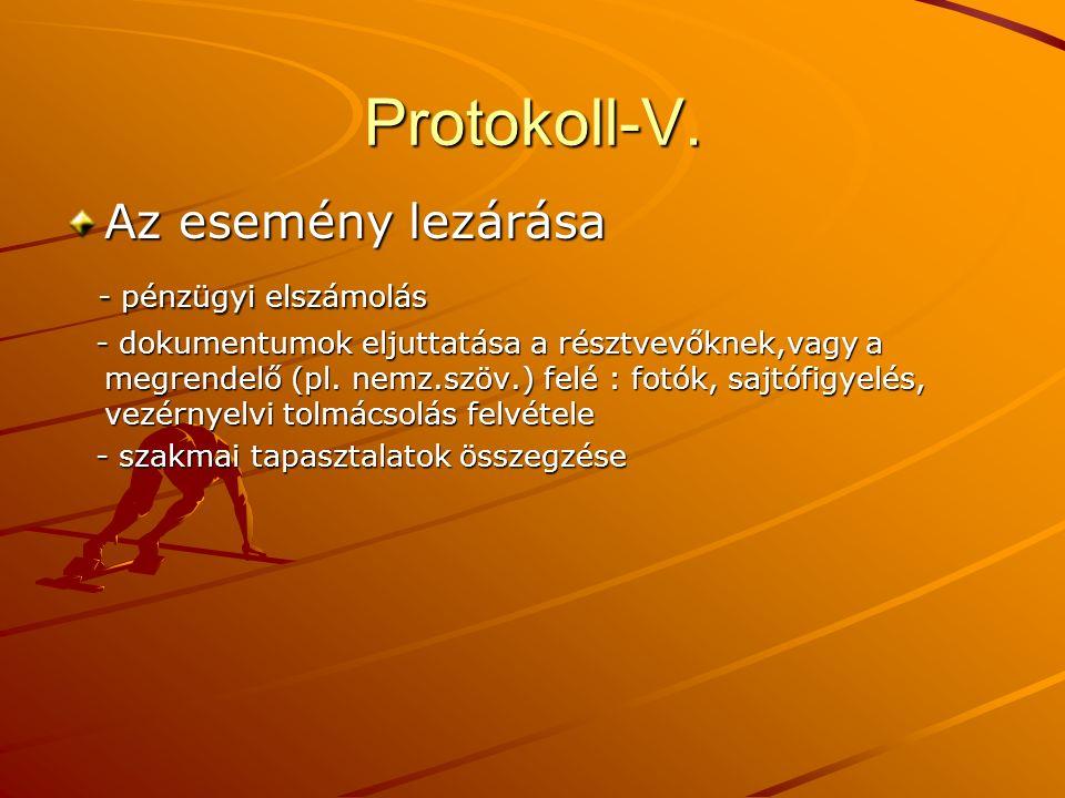 Protokoll-V.