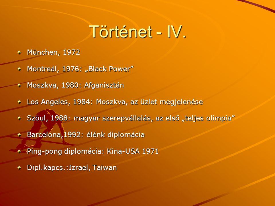 Történet - IV.
