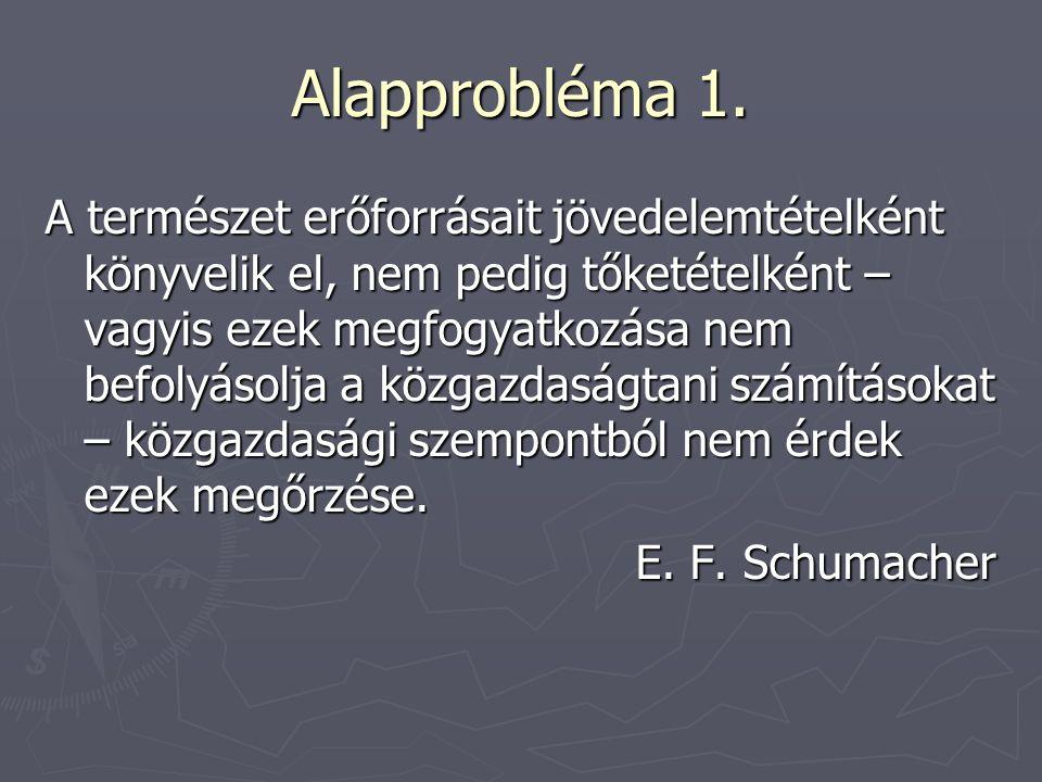 Alapprobléma 1.