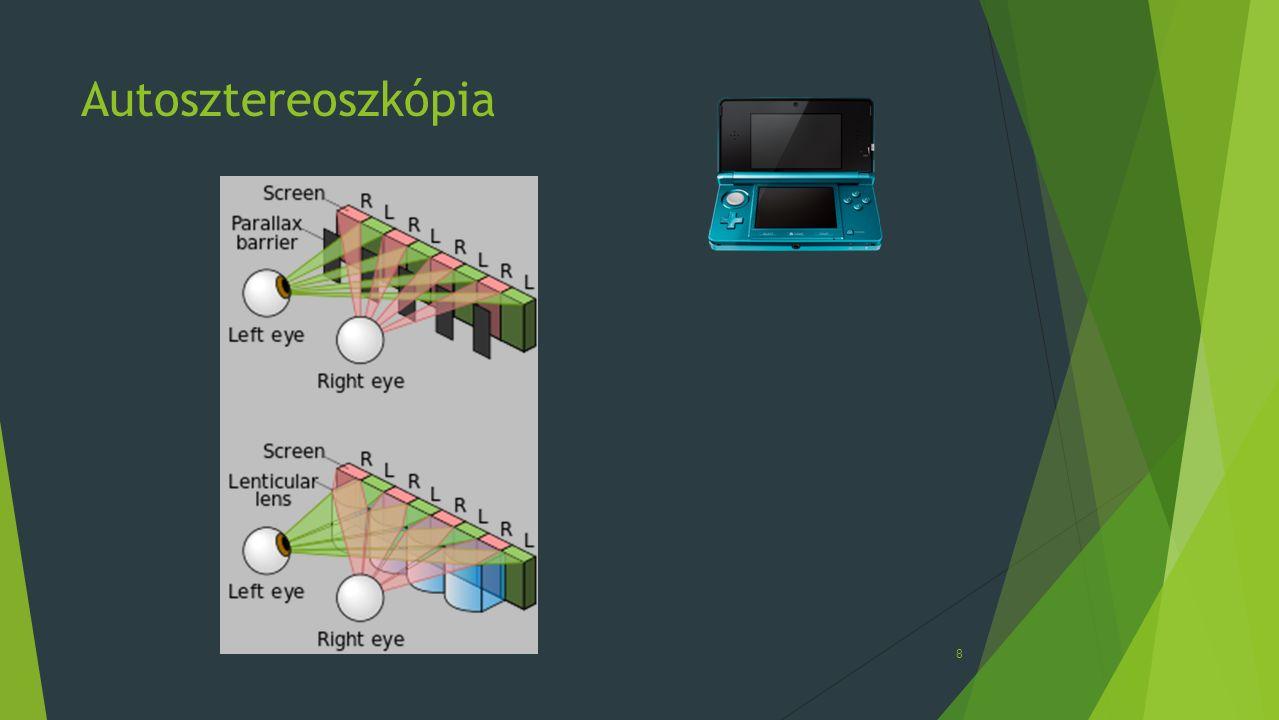 Autosztereoszkópia 8