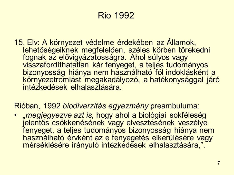 7 Rio 1992 15.