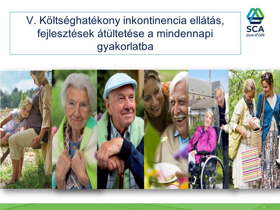 Professzionális és költséghatékony kontinencia ellátás Csordás Andrienn ápolási igazgató PAMOK, Győr 2