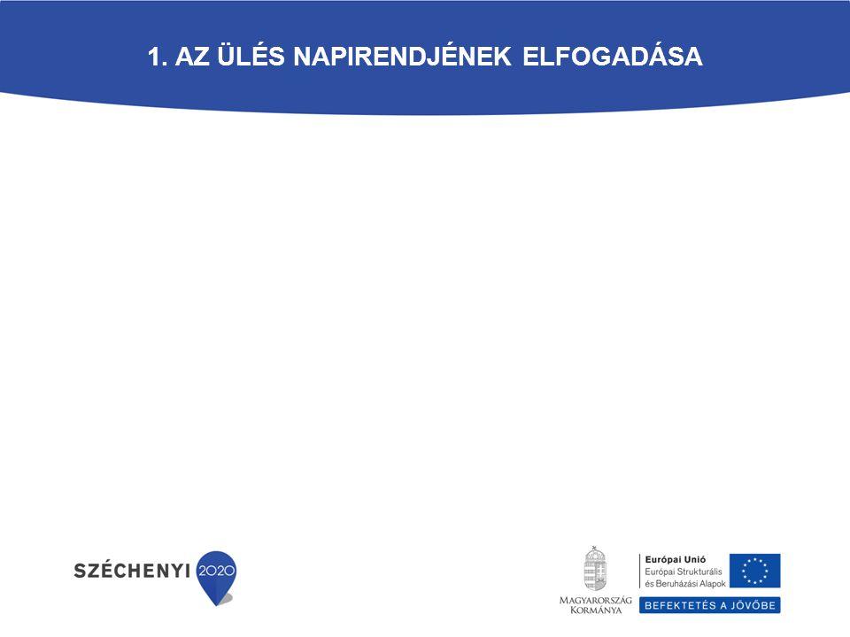 4.A KÖZIGAZGATÁS- ÉS KÖZSZOLGÁLTATÁS- FEJLESZTÉS OPERATÍV PROGRAM BEMUTATÁSA KÖFOP-1.