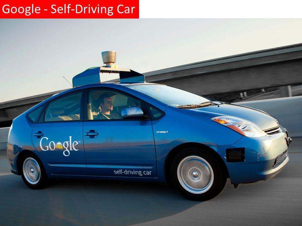 Google - Self-Driving Car