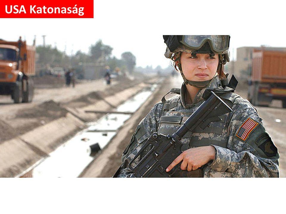 USA Katonaság