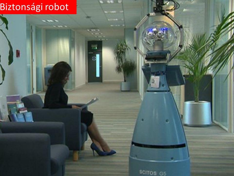 Biztonsági robot