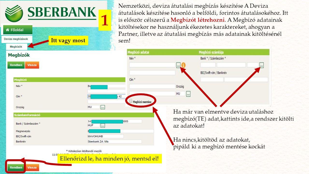 2 Itt vagy most Hozzunk létre új partnert, kattints ide Az AdvCash oldaláról kimásolt partner,és banki adatokat a képen látható módon, pontosan másold be.
