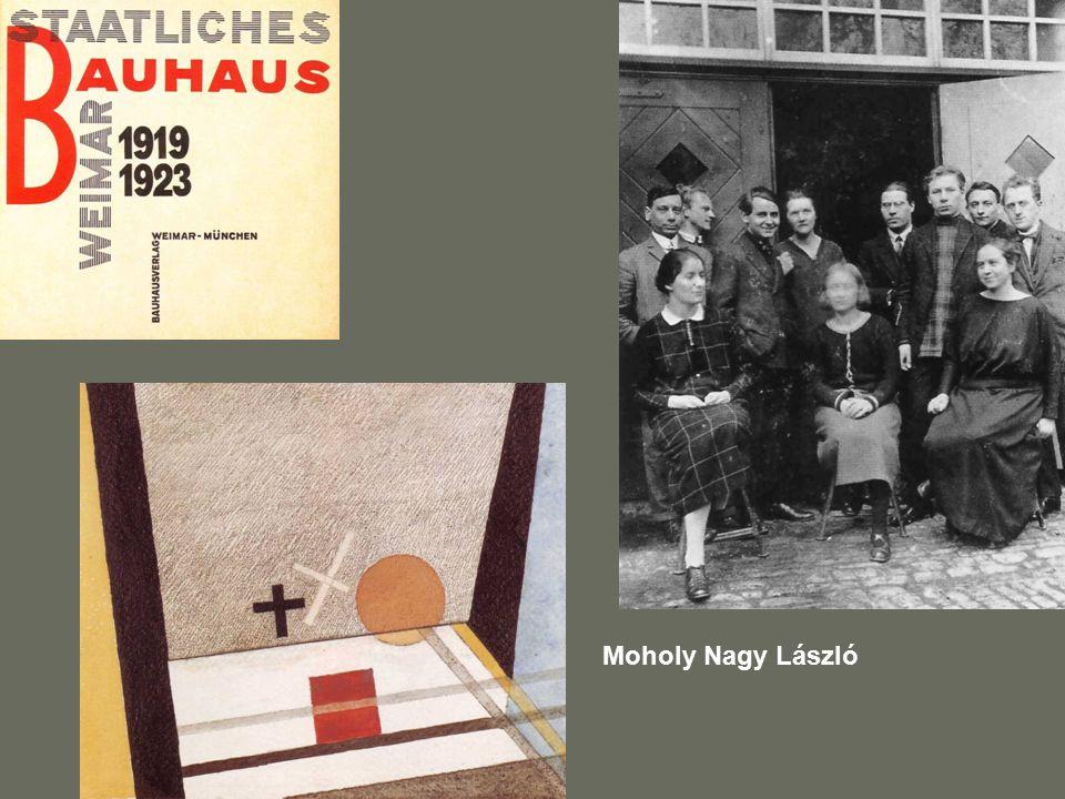 Moholy Nagy László
