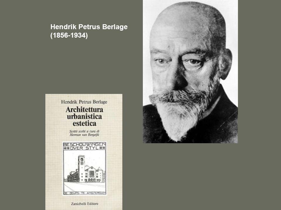 Hendrik Petrus Berlage (1856-1934)