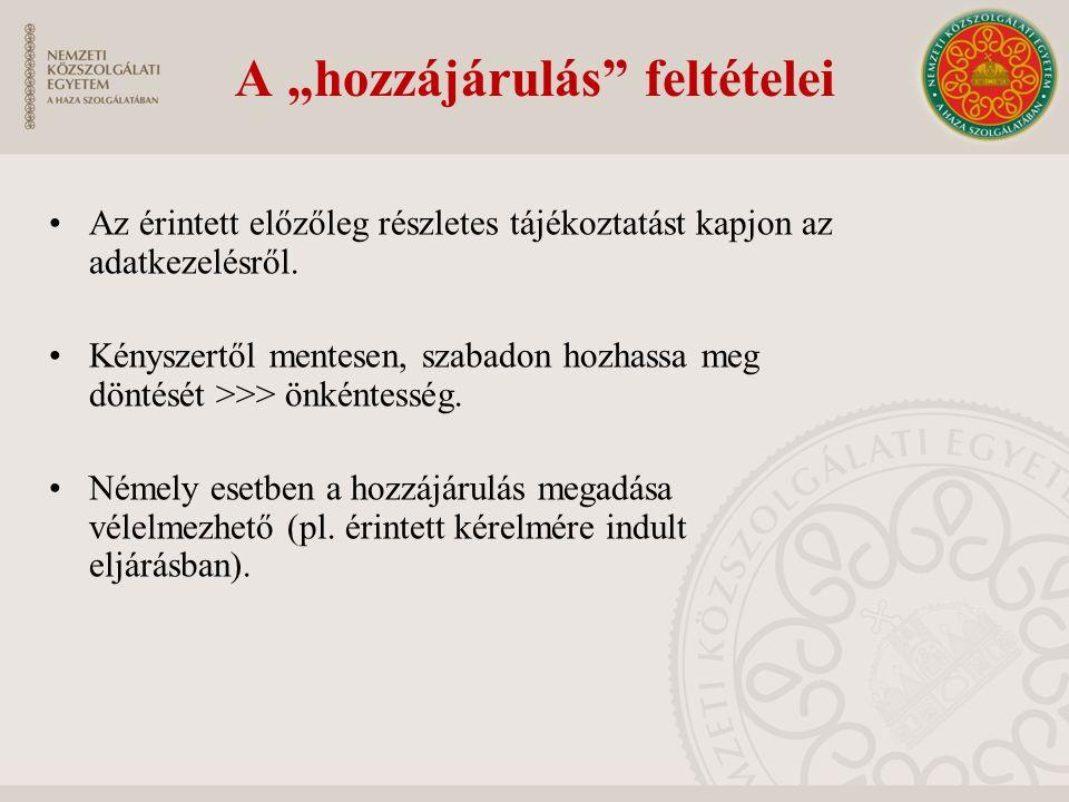 Minősített irat készítése A formai követelmények bemutatása egy címzetti példány és egy minősítői irattári példány segítségével (Forrás: www.nbf.hu)