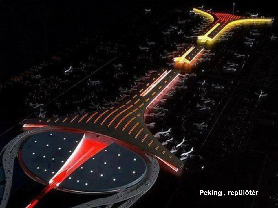 Peking, repülőtér