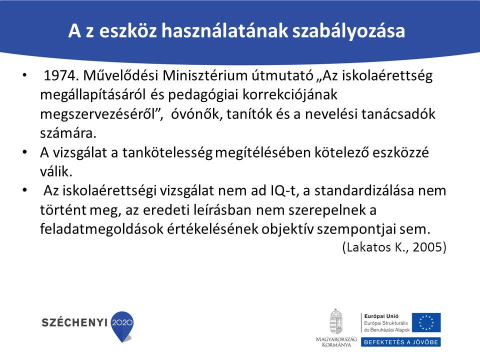 Jogszabályi előírás ma 2 011.évi CXC. Törvény a nemzeti köznevelésről 45 §.