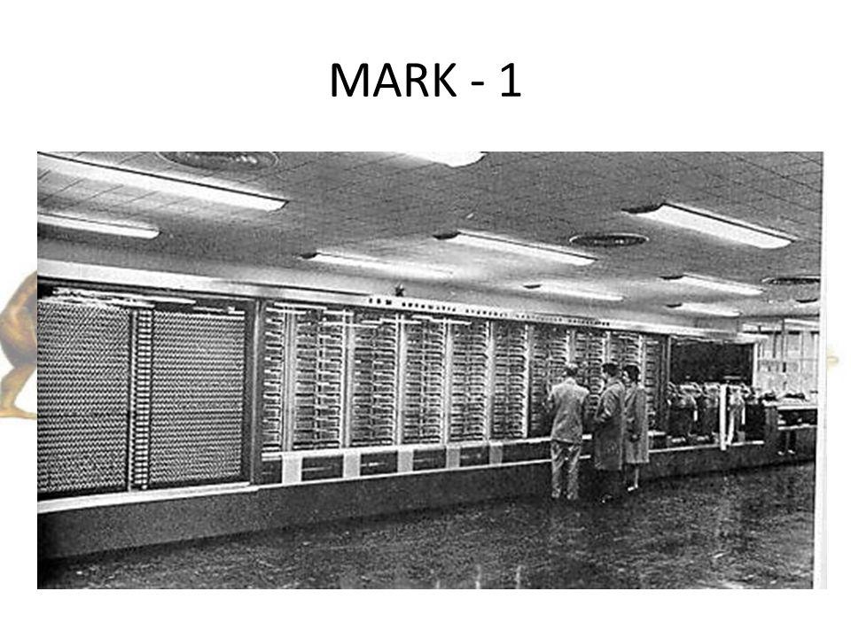 MARK - 1