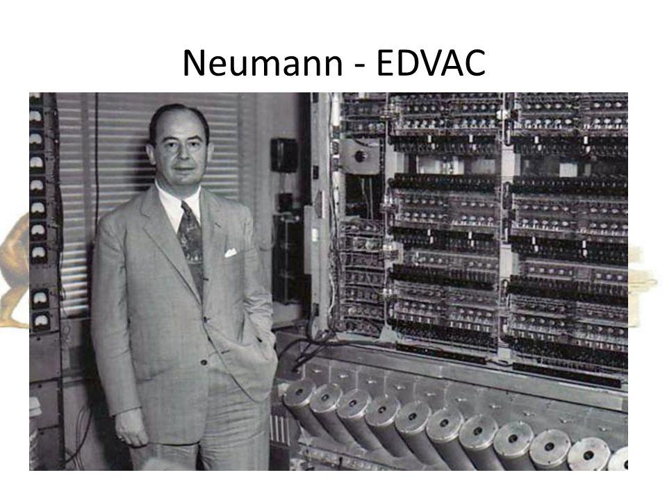 Neumann - EDVAC