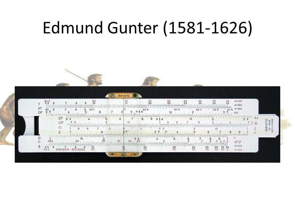 Edmund Gunter (1581-1626)