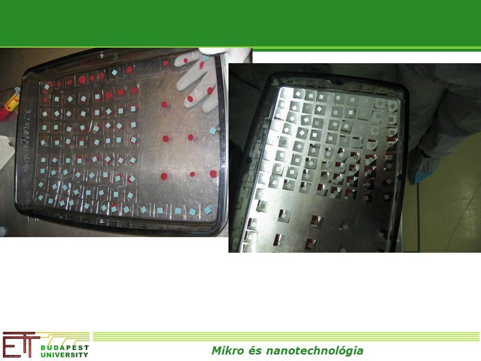 Mikro és nanotechnológia
