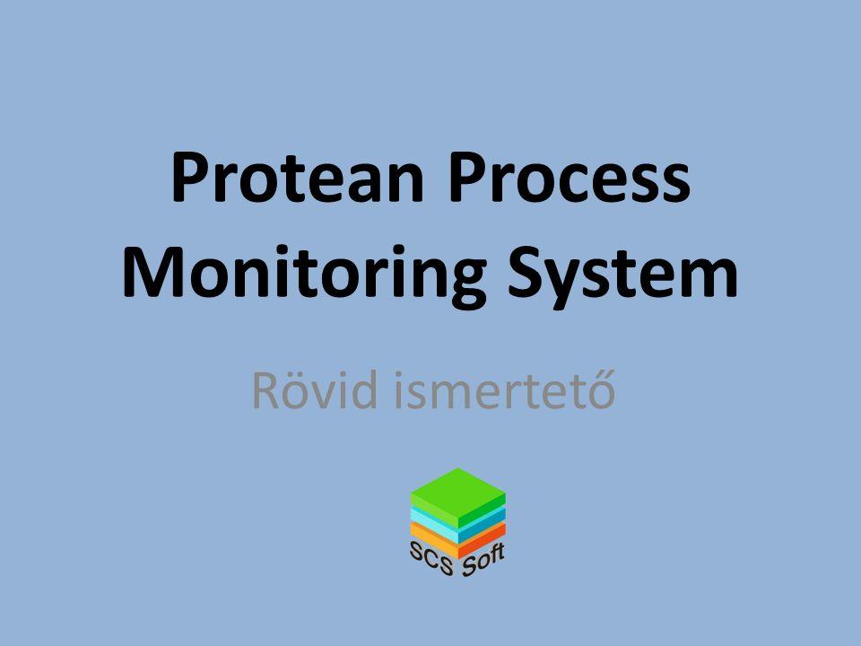 Protean Process Monitoring System Rövid ismertető