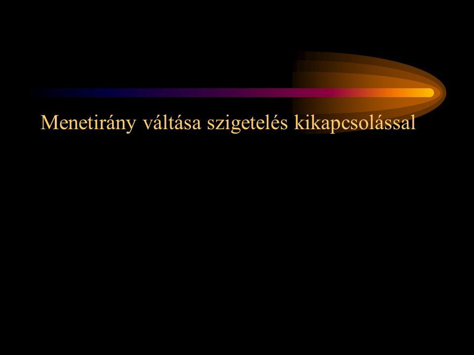 Visszajelentések: TüTf E1E2 E1 KMV ~ Vill.