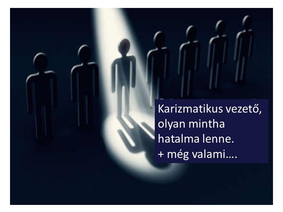 4 fajta karizma: - nagyon jelen vagy, - inspirálsz másokat, - kedves vagy, - igazi vezető vagy!