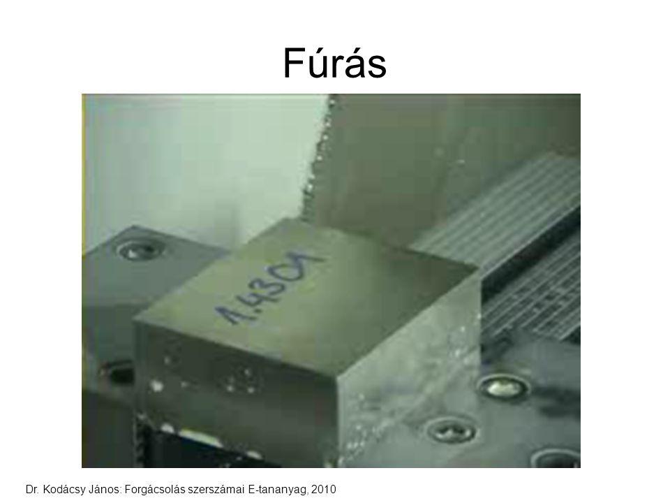 FÚRÁS HÁROMÉLŰ FÚRÓ (KENNAMETAL)