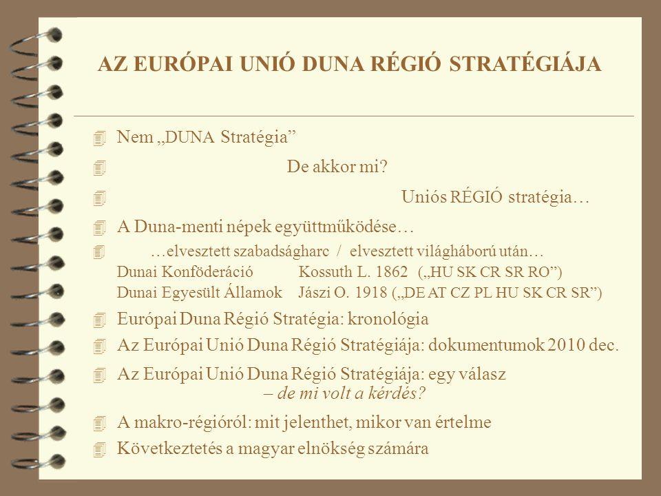 """4 Nem """" DUNA Stratégia 4 De akkor mi."""