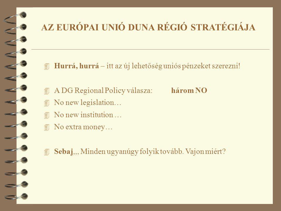 4 Hurrá, hurrá – itt az új lehetőség uniós pénzeket szerezni.