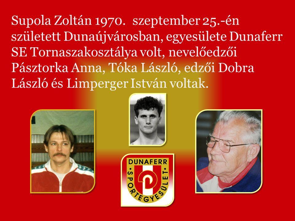 Supola Zoltán 1970.