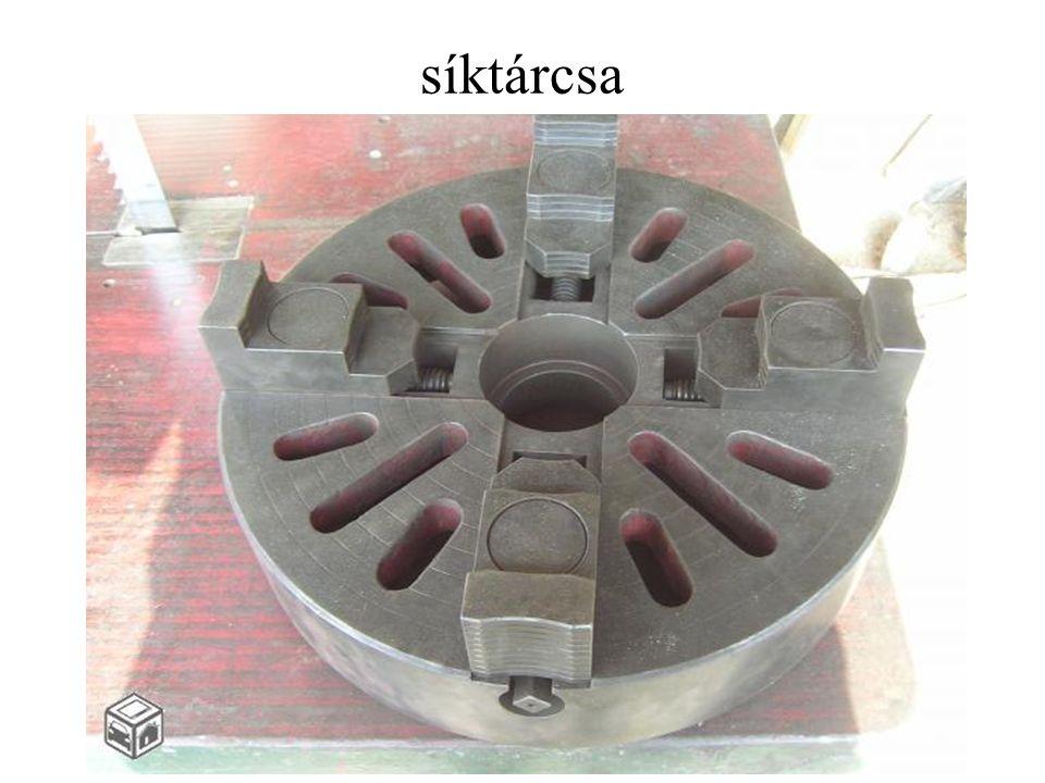 síktárcsa