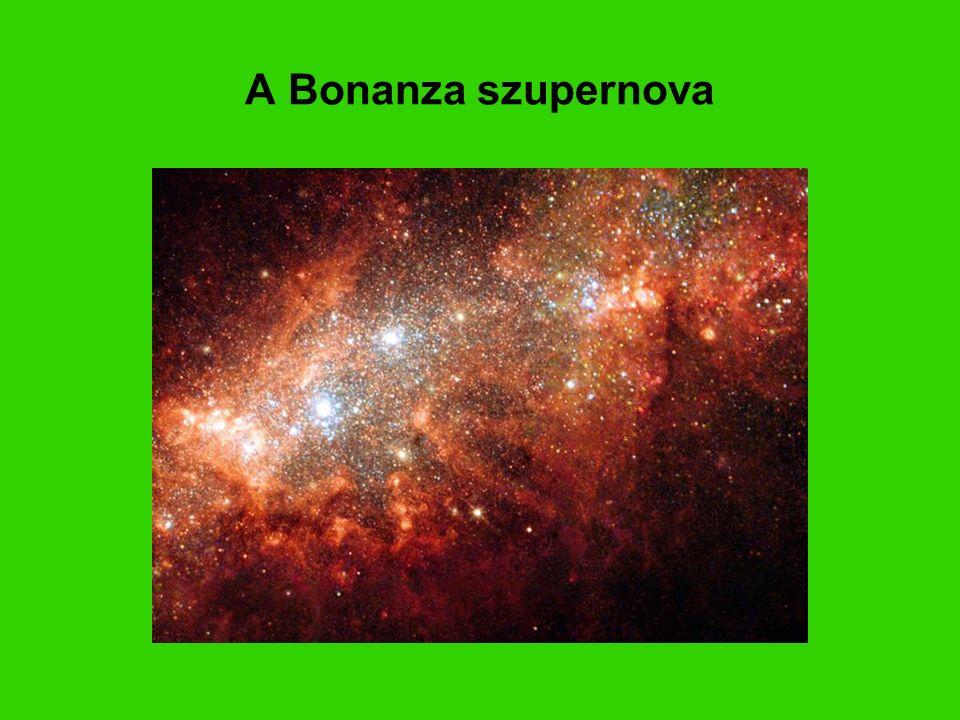 A Bonanza szupernova