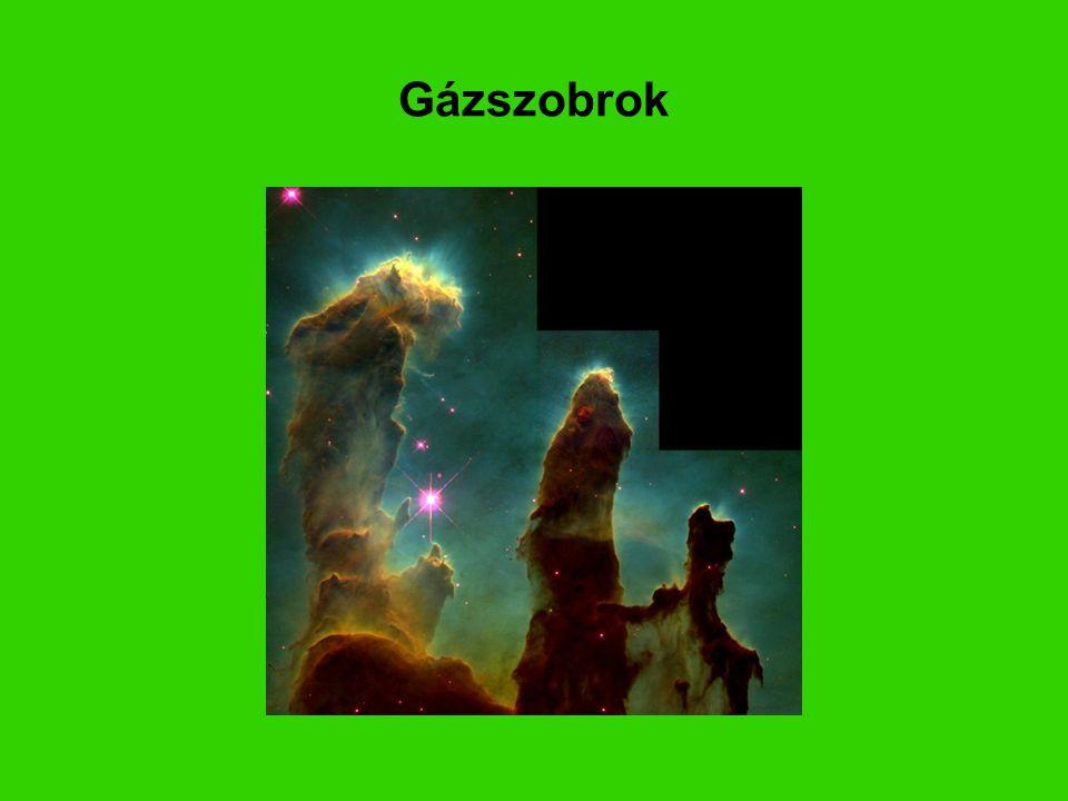 Gázszobrok