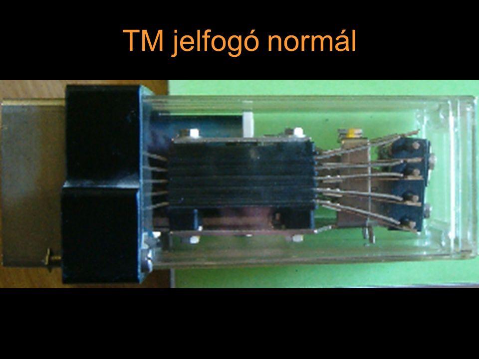 Rétlaki Győző: D70 szerkezeti elemek TM jelfogó nagyérzékenységű 1 - 2 érintkező (normál, hasított, 2 pogácsa) 1 tekercses cséve jellemző alkalmazás: szigeteltsín vevő
