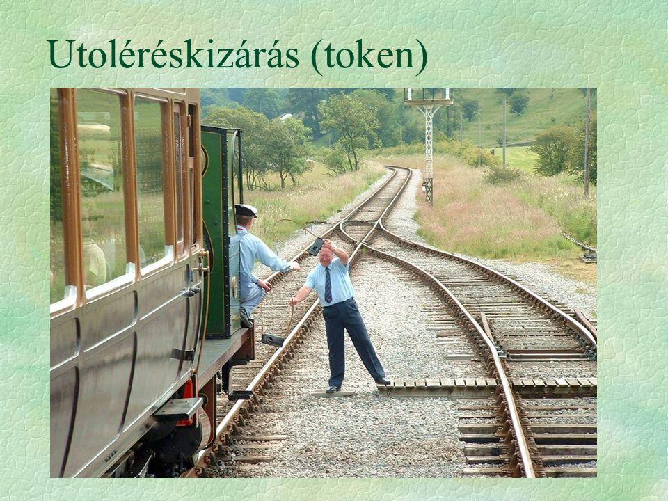 Utoléréskizárás (token)