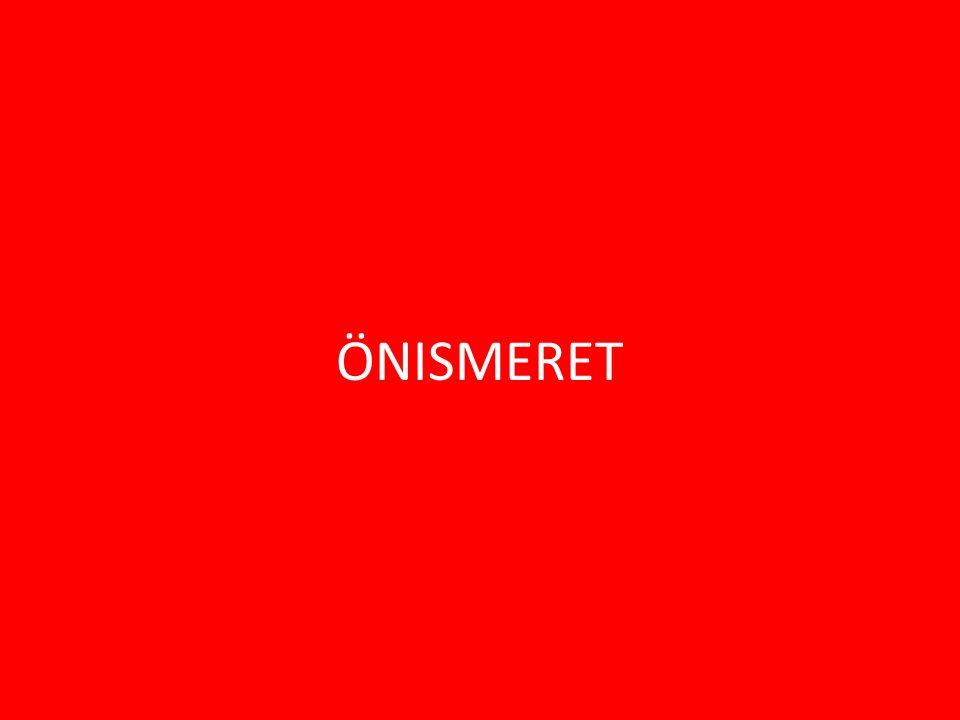ÖNISMERET