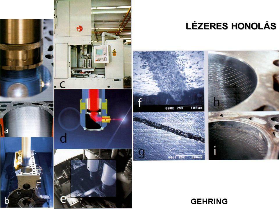 LÉZERES HONOLÁS GEHRING