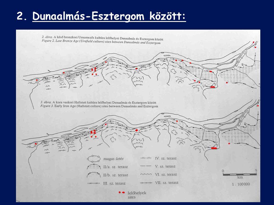 2. Dunaalmás-Esztergom között: