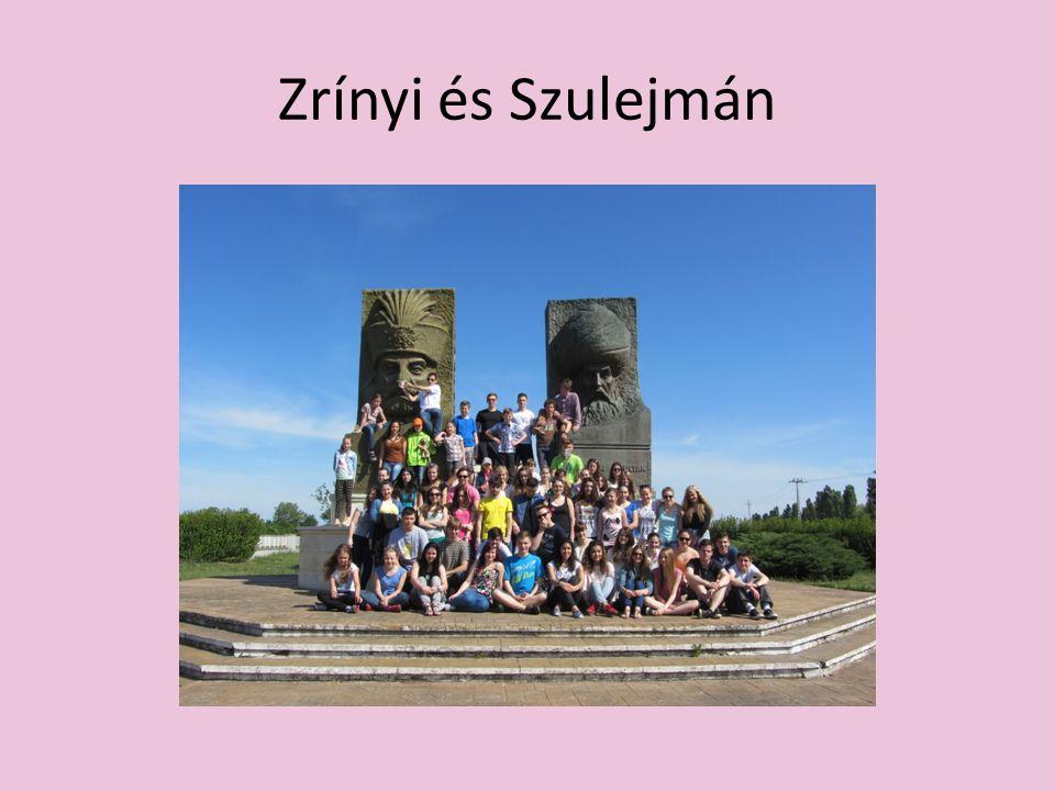 Zrínyi és Szulejmán