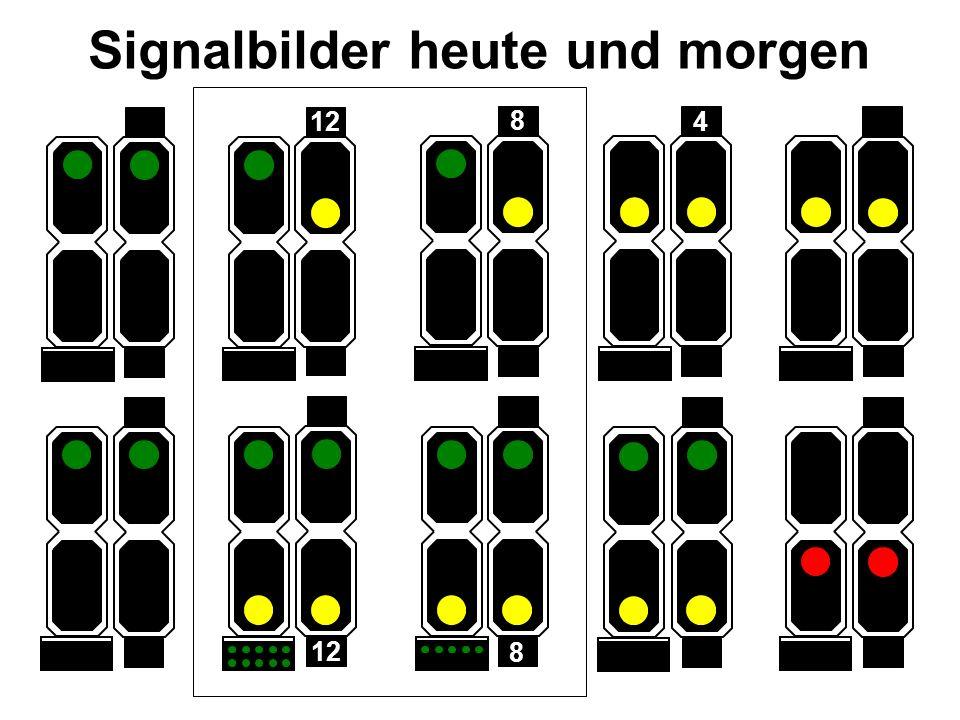 4812 8 Signalbilder heute und morgen
